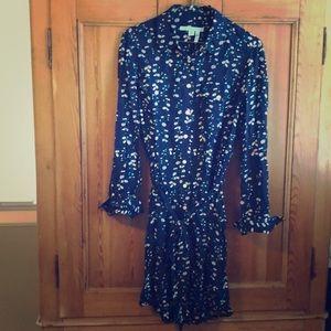 Draper James Daisy Shirt Dress, Sz 6